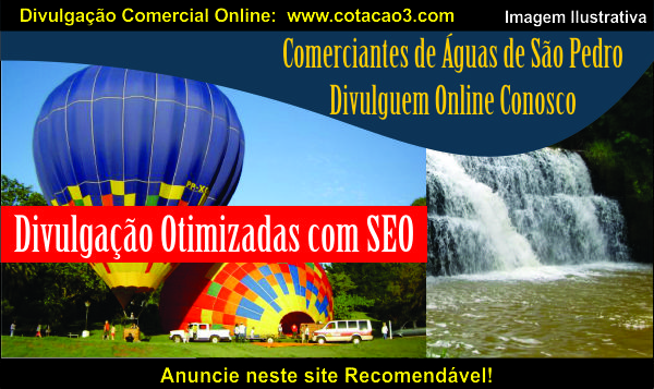 Comércio - Divulgação comercial Online