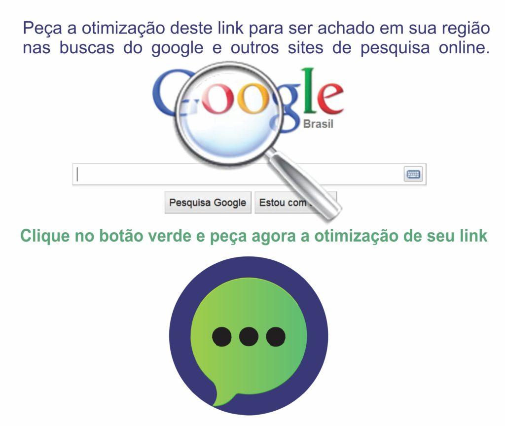 Pedido de (SEO) Otimização para as buscas no google