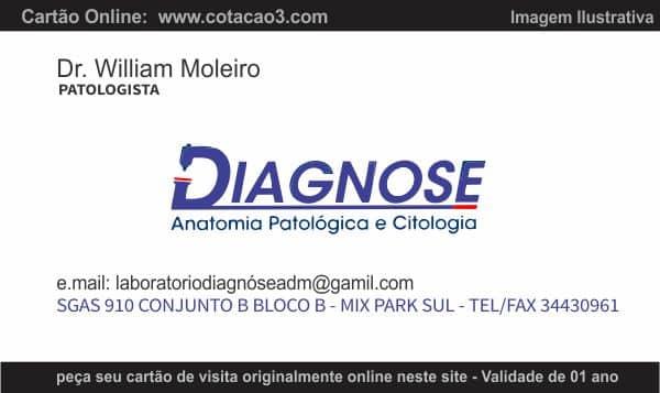 Diagnose Dr Willian